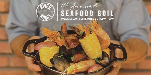 4th Annual Seafood Boil