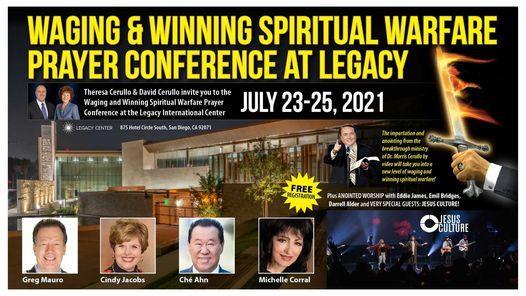 Morris Cerullo World Conference on Spiritual Warfare