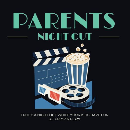 Drop Off Movie Night for Kids