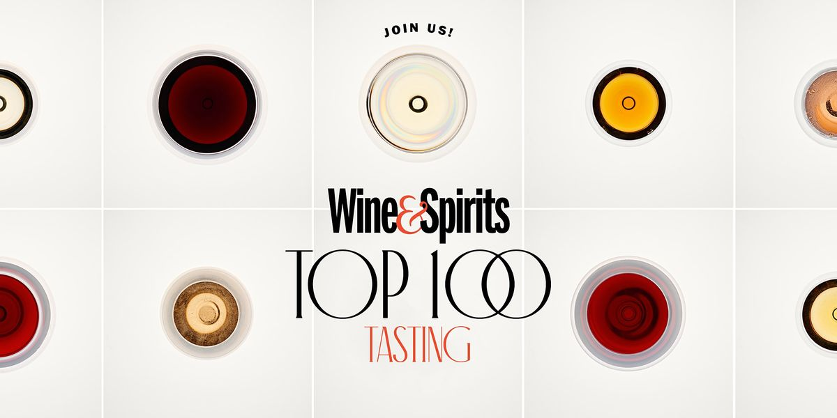 18th Annual  Wine and Spirits Magazine's Top 100 Tasting - October 14