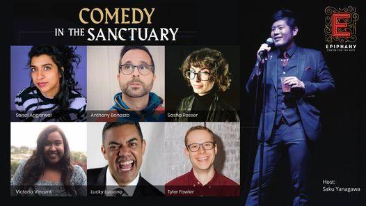 The Comedy Sanctuary