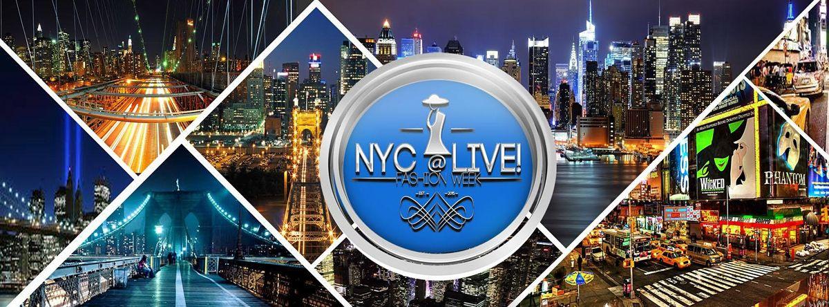 \u201cNYC Live! @ Fashion Week\u201d Spring\/Summer 2022 Fashion Showcase (Season 12)