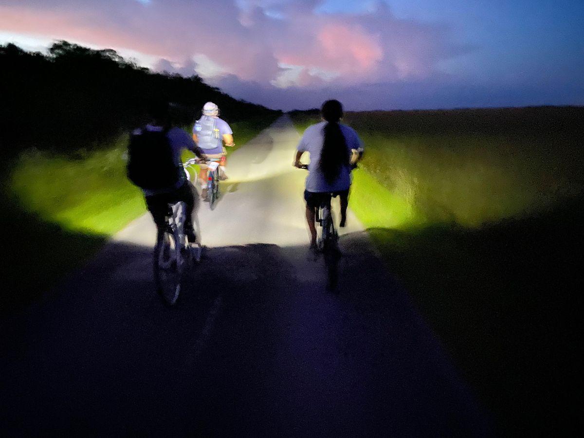 Glades Moonlight Ride