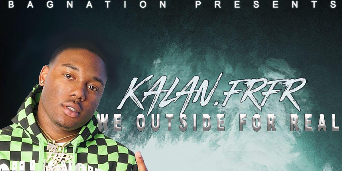 Bag Nation Presents: We Outside Fr Fr Performance by Kalan Fr Fr
