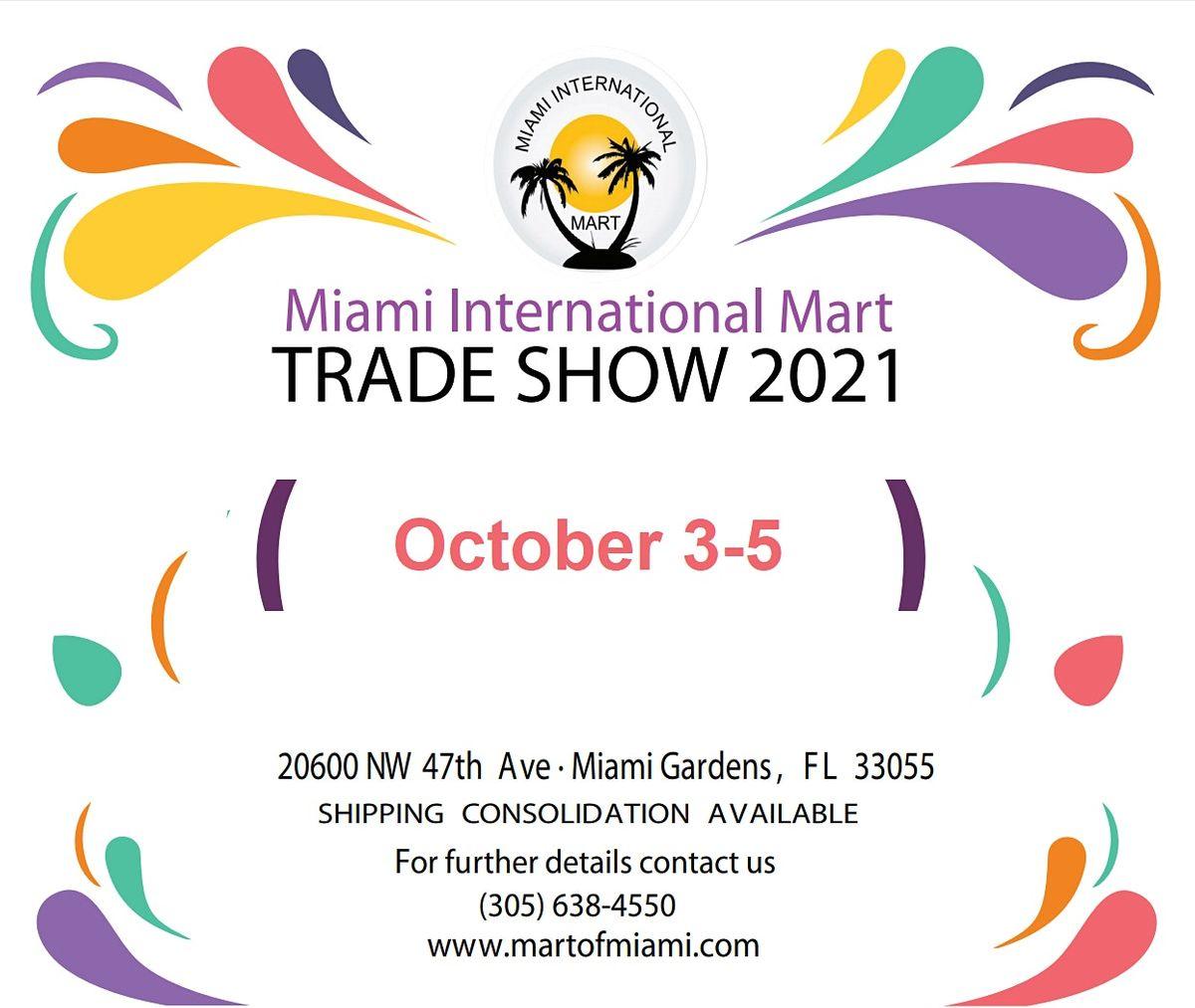 Mart of Miami Trade Show