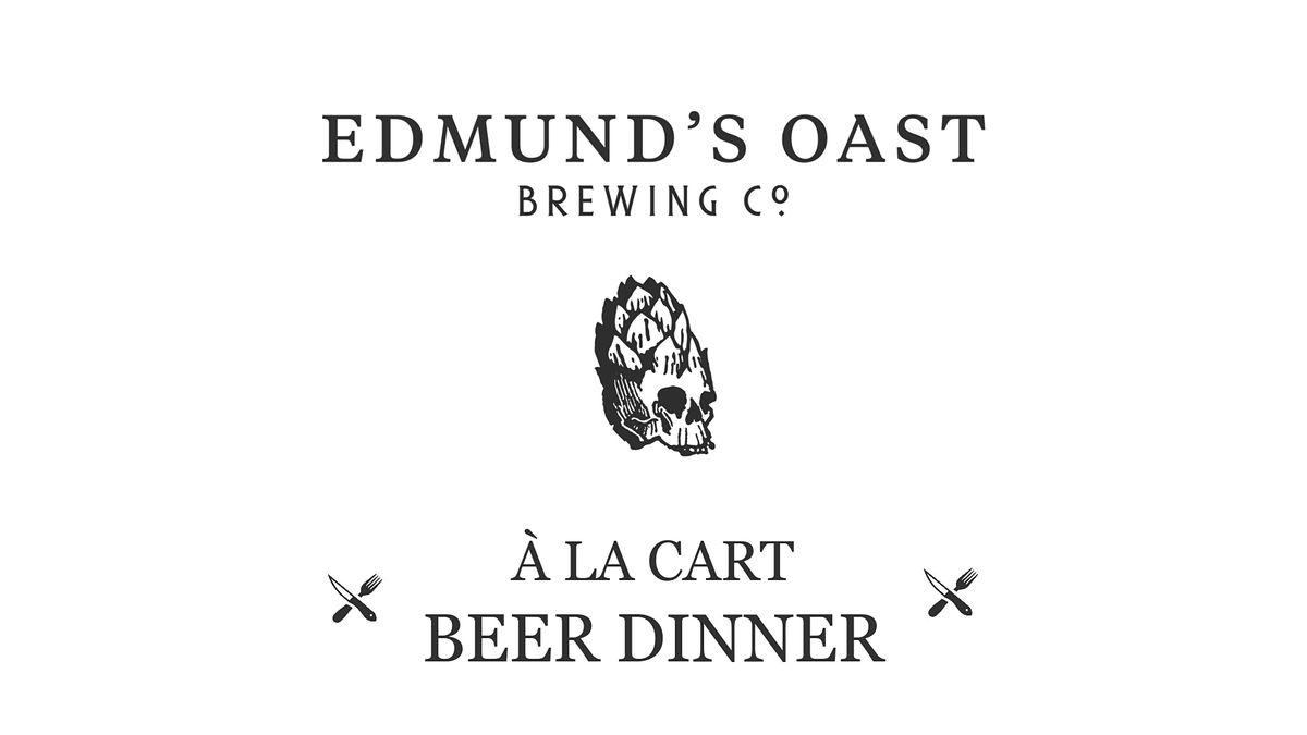 Edmund's Oast Beer Dinner