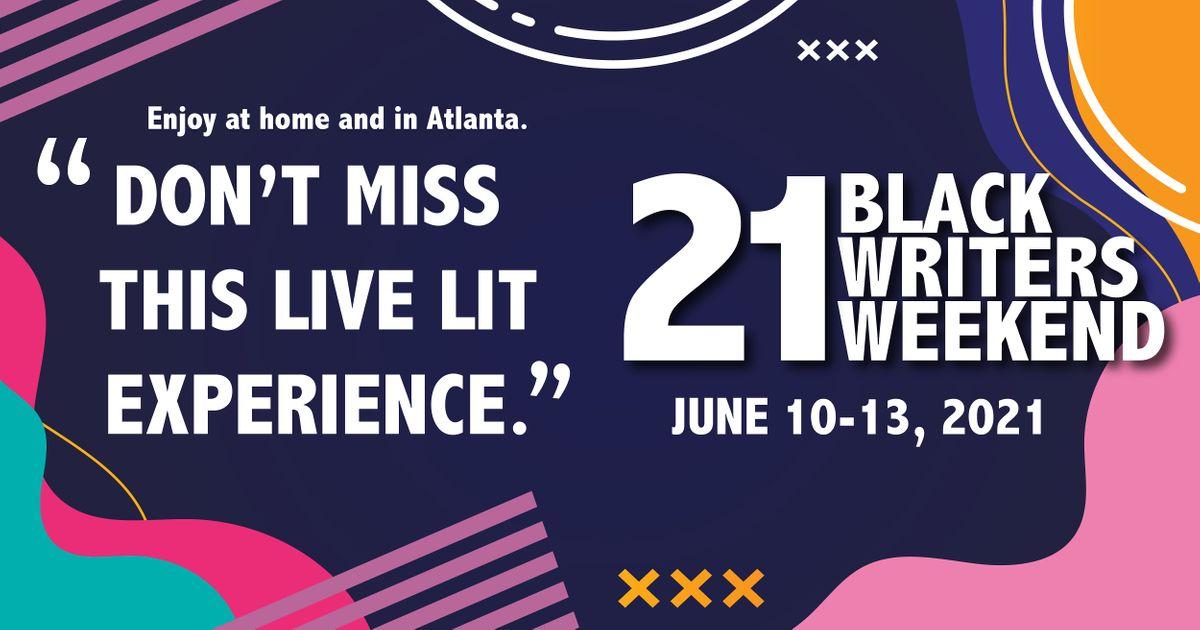 Black Writers Weekend 21