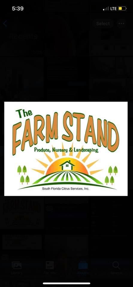 The Farm Stand\u2019s GRAND OPENING