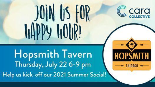 Summer Social Launch Happy Hour