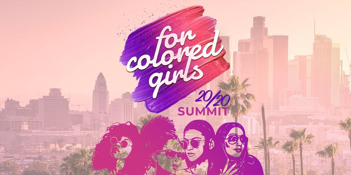 For Colored Girls Summit 2020
