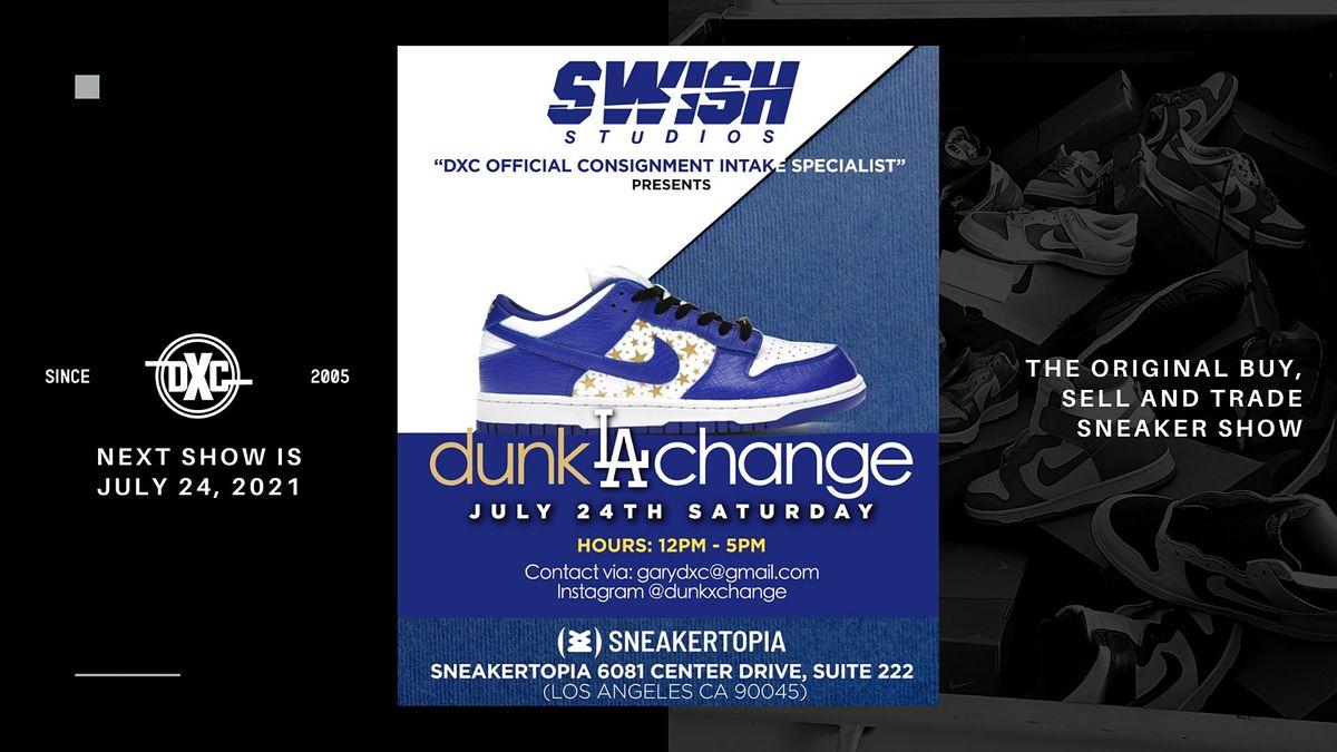 DxC & Sneakertopia Show  - July 24, 2021 - Los Angeles, CA