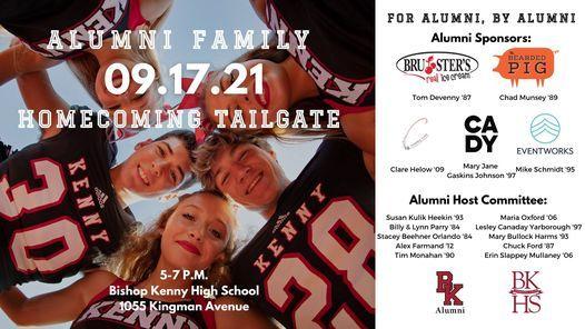 BK Alumni Family Homecoming Tailgate