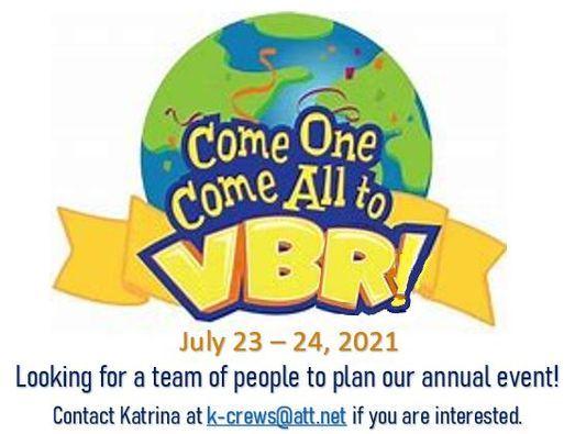 Vacation Bible Retreat