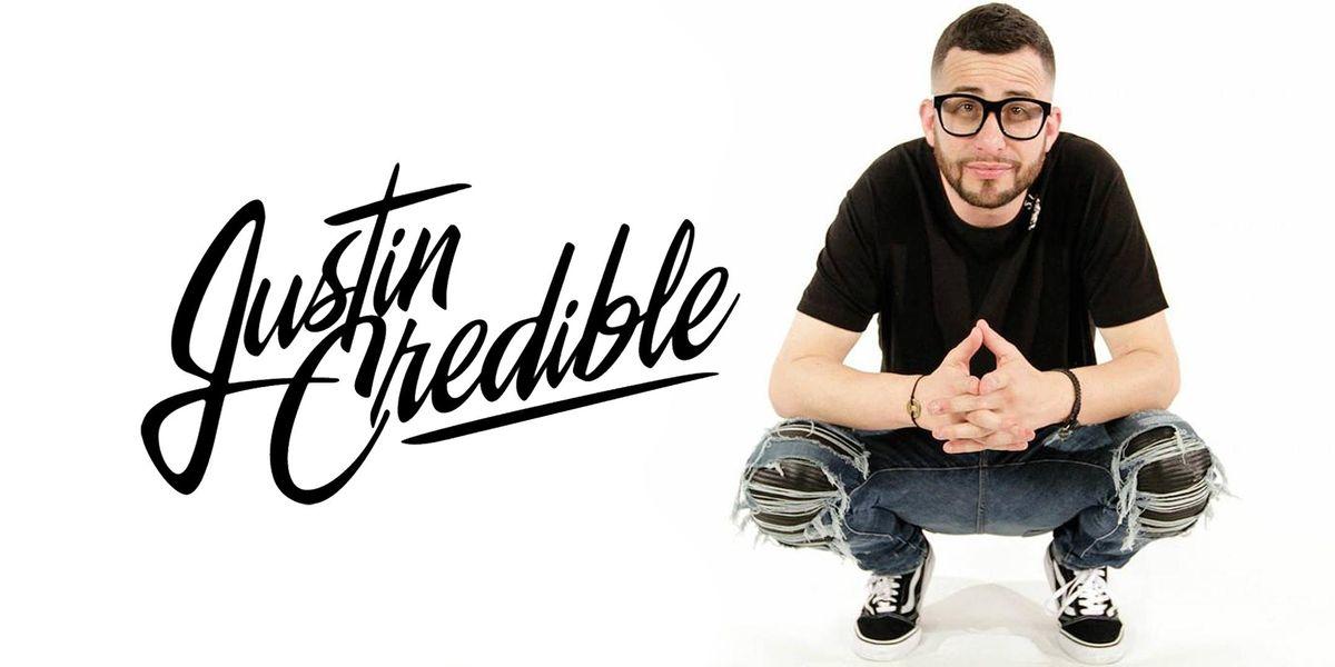 JUSTIN CREDIBLE at Vegas Dayclub - JUNE 11 - FREE Guestlist!