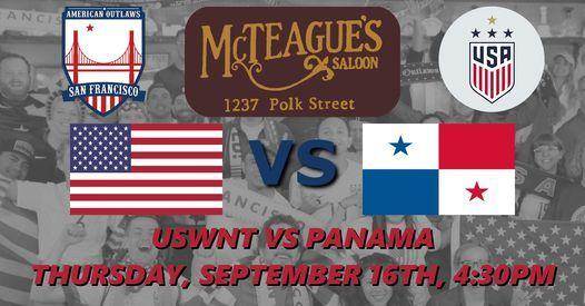 USWNT vs Panama