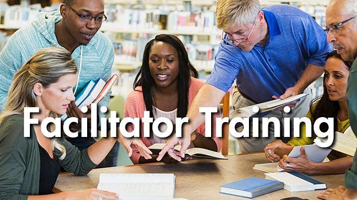 SAF Reconnection Workshops - FACILITATOR TRAINING