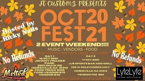 October Fest 2021