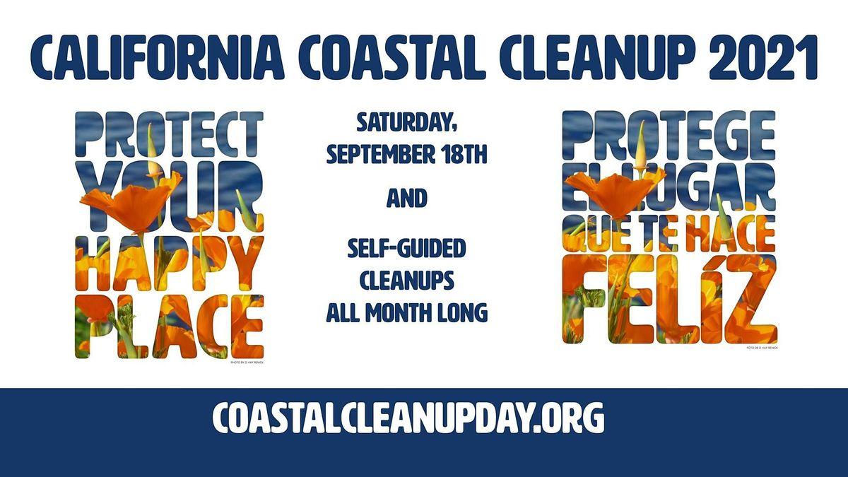 OC Coastal Cleanup Day: Laguna Hills Community Center
