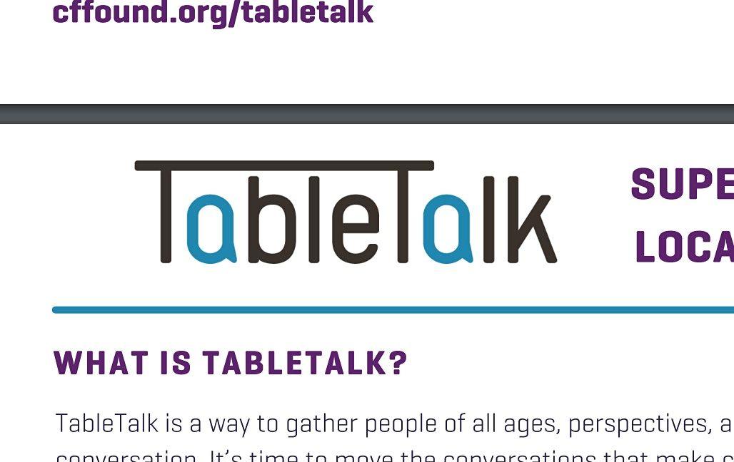 Central Florida Foundation - Table Talk