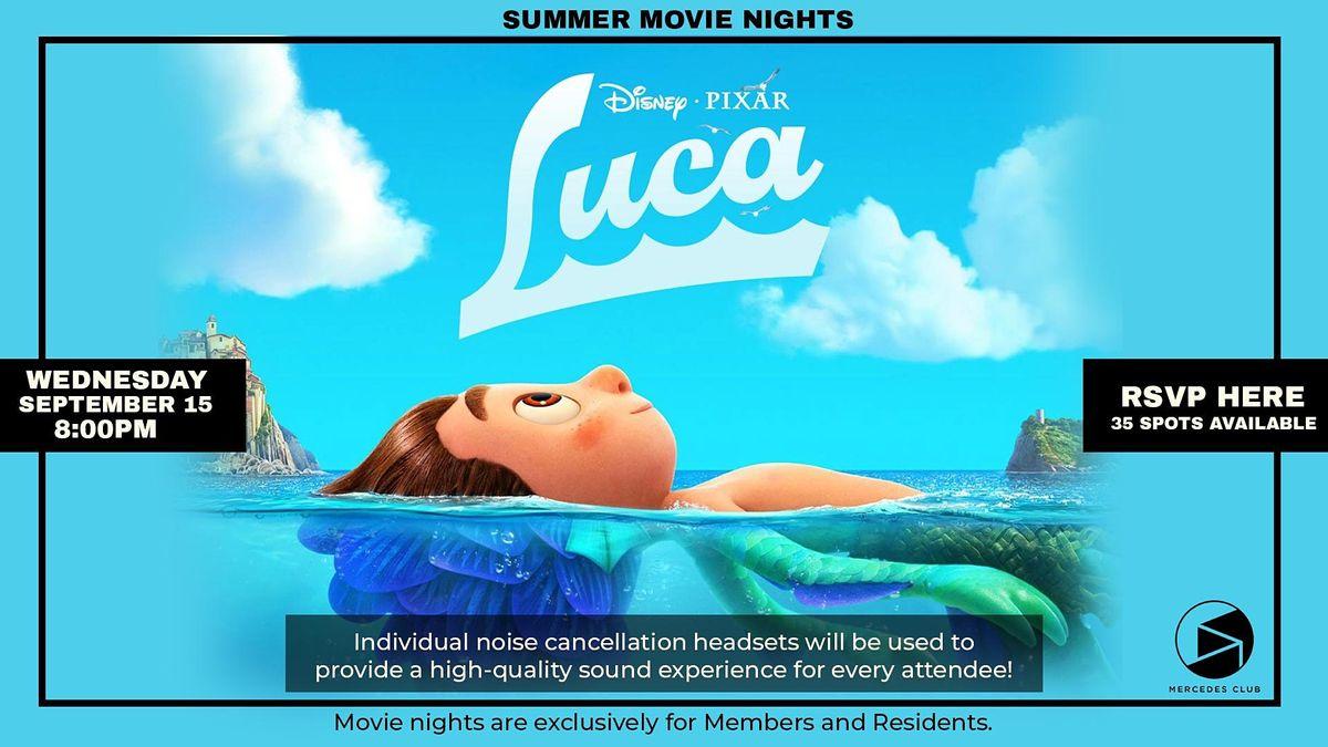 Summer Movie Nights: Luca