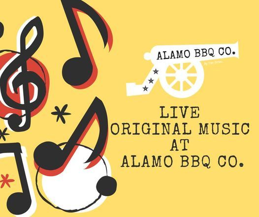 Live Music at Alamo BBQ Company