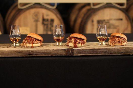 BBQ & Whiskey Tasting