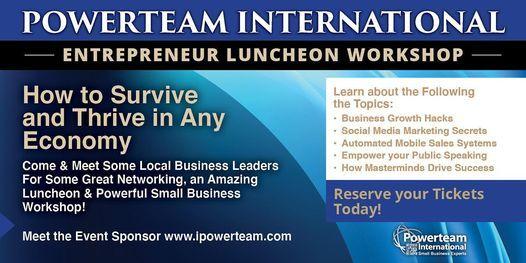 Entrepreneur  Brunch & Workshop-Las Vegas