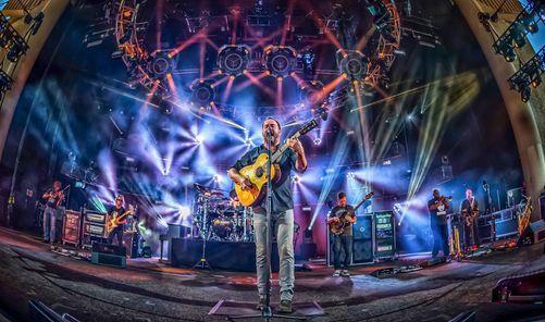 Dave Matthews Band Live in Charlotte