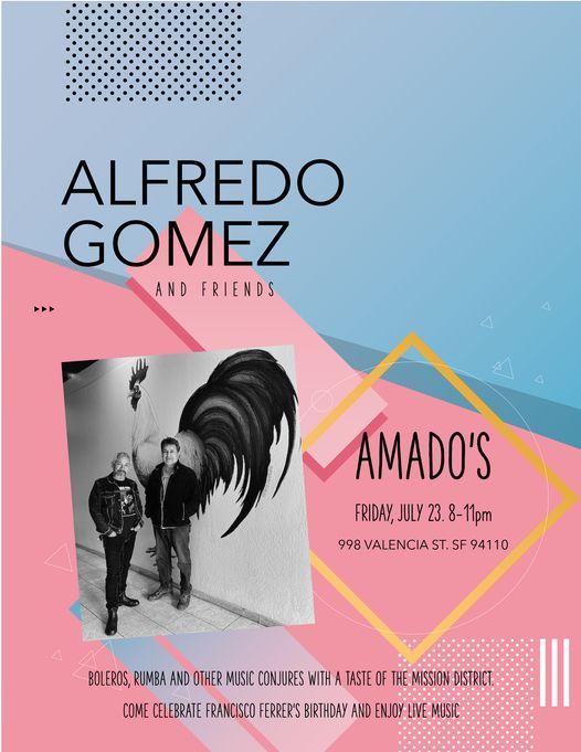 Alfredo Gomez and Friends