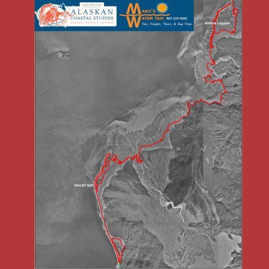 Coastwalk 2021: Glacier Spit Clean-up