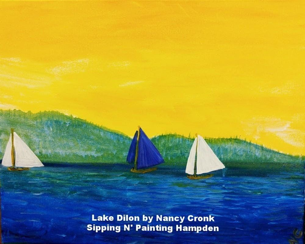 IN STUDIO CLASS Lake Dillon Thurs July 22nd 6:30pm $35