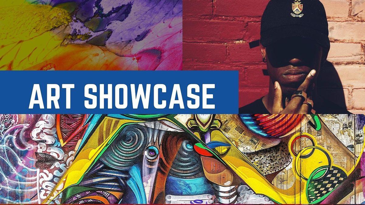"D.L.E Radio  ""Artist To Watch For"" Art Showcase"