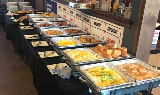 Sunday AYCE Breakfast Brunch