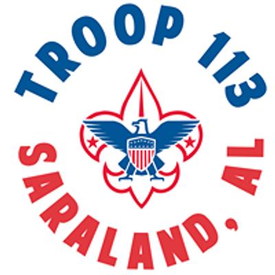 BSA Troop 113 of Saraland, Al