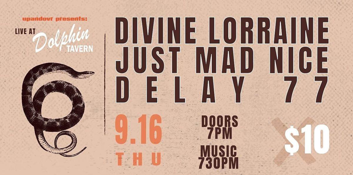 Divine Lorraine \/ justmadnice \/ Delay 77