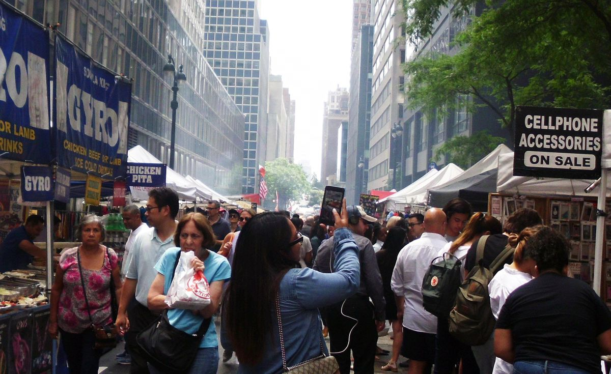Grand Central Food Block Party Series