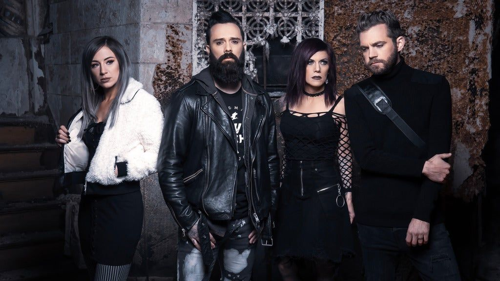 Skillet: The Aftermath Tour 2021