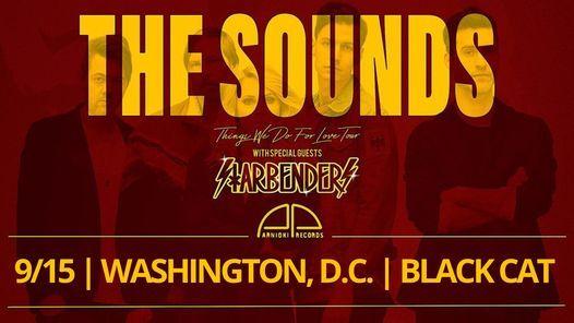 The Sounds | Washington, D.C. | Black Cat