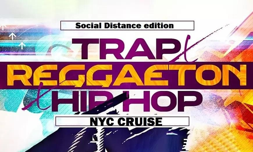 Reggaeton & Top 40 Night Social Distance NYC Party Cruise