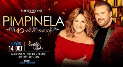 "Pimpinela en ""Phoenix"""