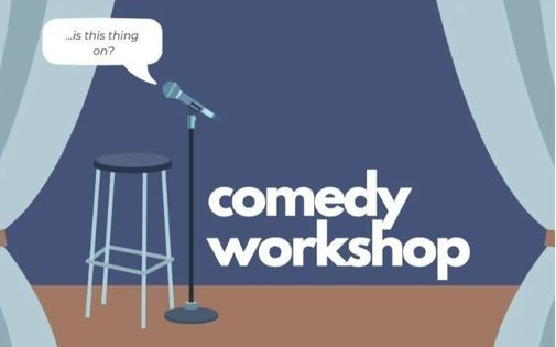 The FREE How To Be Funny Workshop