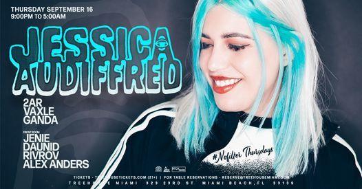 JESSICA AUDIFFRED @ Treehouse Miami