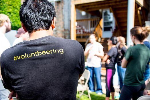 Volunteering Untapped July BONUS Event
