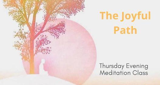 The Joyful Path meditation class