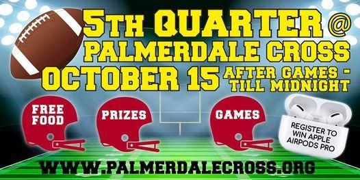 5th Quarter @ Palmerdale Cross