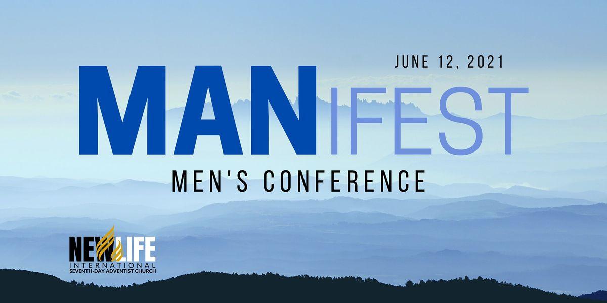 MANifest 2021 Men Conference