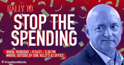 Stop The Spending Rally | Phoenix, AZ