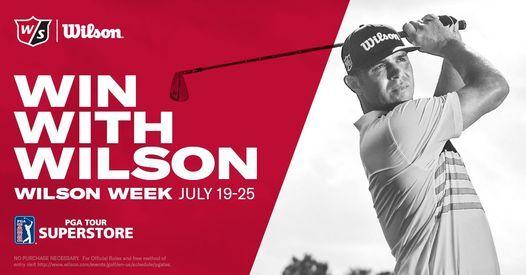 Wilson Week - PGA TOUR Superstore Jacksonville