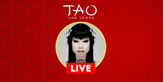 DJ MISS JOY AT TAO LOUNGE