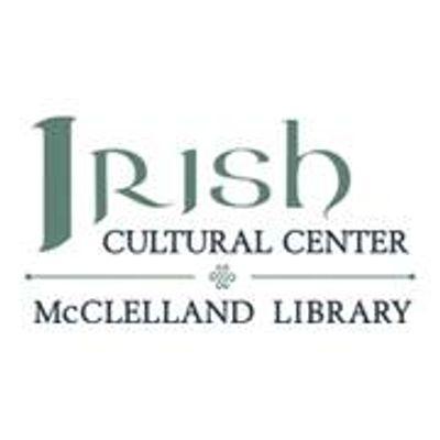 Irish Cultural Center and McClelland Library